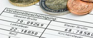 Steuerklasse 6 Tabelle, Rechner, Abzüge berechnen