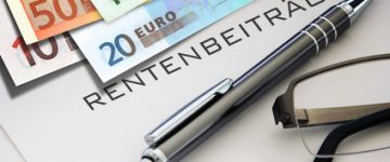 Rentenversicherungsbeitrag 2018 | Rentenversicherung Beitragssatz