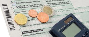 Anlage AV ausfüllen (Steuererklärung Riester, Altersvorsorgebeiträge)