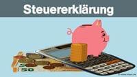 Steuererklärung abgeben und Geld sparen