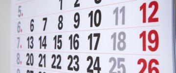 Arbeitstage 2020: Arbeitstage berechnen, Arbeitstage Rechner