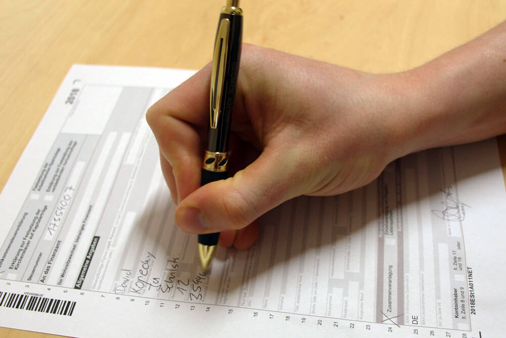 Lohnsteuererklärung ausfüllen Ratgeber