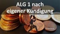 Bild von arbeitslosengeld berechnung arbeitslosengeld nach eigener Kündigung