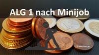 Bild von arbeitslosengeld nach minijob berechnen, ALG 1 berechnen