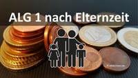 Bild von arbeitslosengeld nach elternzeit - wie wird arbeitslosengeld berechnet