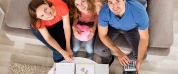 Steuern sparen mit Kindern: Steuertipps für Familien