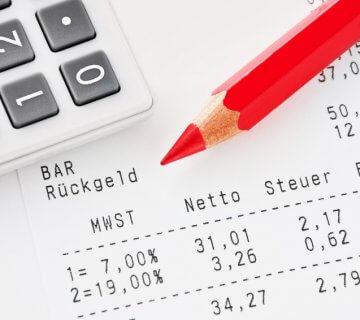 MwSt Rechner – Mehrwertsteuerrechner | Mehrwertsteuer berechnen vom brutto auf netto und umgekehrt