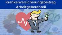Bild von Krankenversicherungsbeitrag für Arbeitgeber