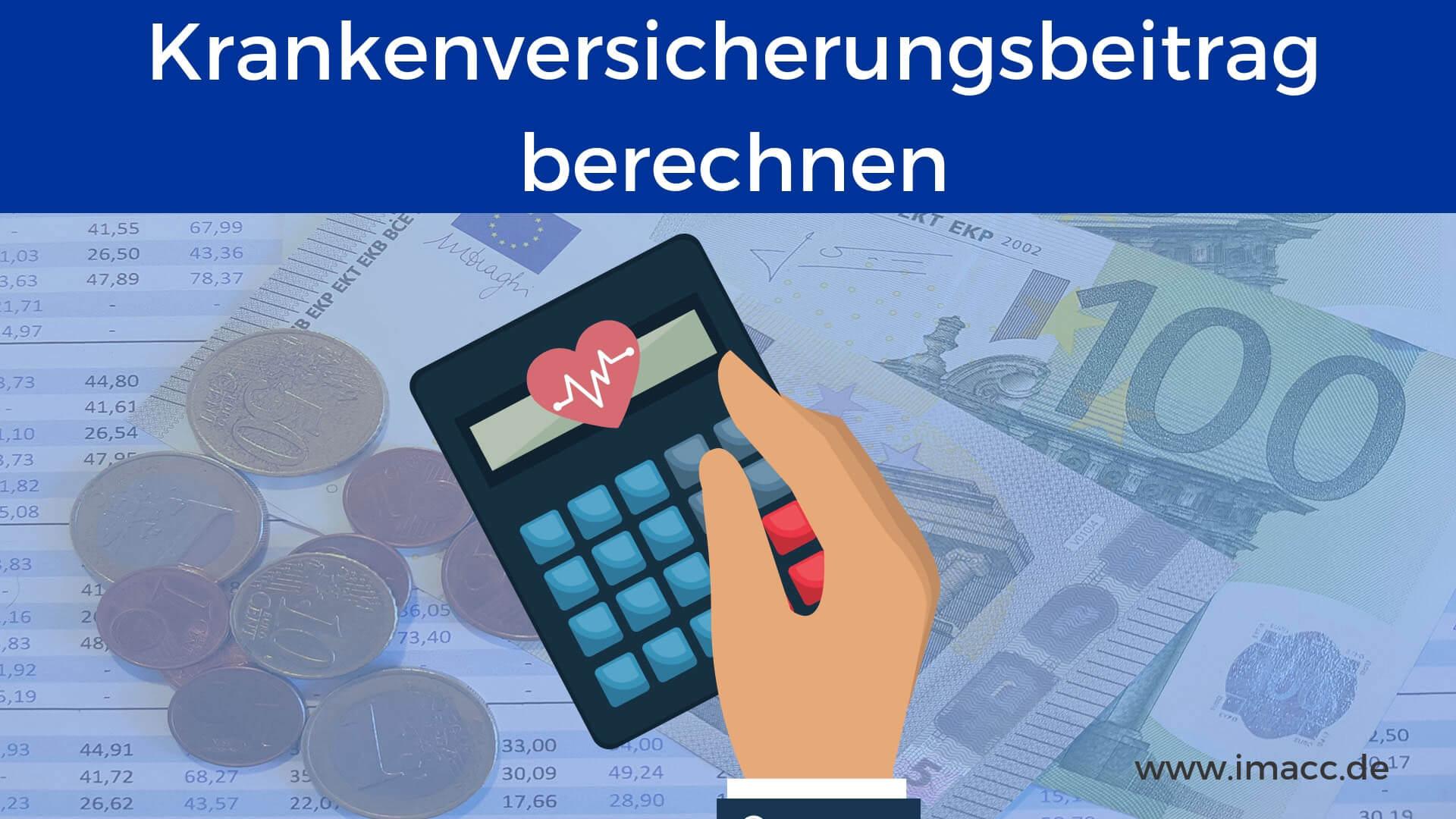 Krankenversicherung Beitrag 2021 | Beitragssatz, Beiträge ...