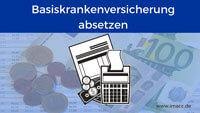 Bild von Basiskrankenversicherung in der Steuererklärung absetzen