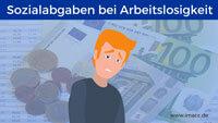 Bild von Wer zahlt Sozialabgaben bei Arbeitslosigkeit, ALG 1, arbeitslos