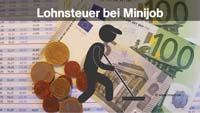 Berechnung Lohnsteuer bei Minijob / Berechnung Lohnsteuer bei 450 Euro Job
