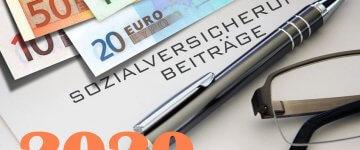 Sozialversicherungsbeiträge 2020 | Rechengrößen Sozialversicherung